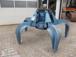 Vedeţi fotografiile Echipamente pentru construcţii nc Hydraulic 800 liter polyp grab