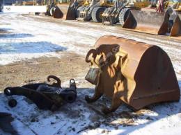 Bekijk foto's Aanbouwstukken voor bouwmachines SMP (758) 1.10 m SMP1 Tieflöffel / bucket