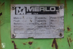 Voir les photos Équipements TP Merlo A1410