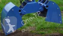 Vedeţi fotografiile Echipamente pentru construcţii One-TP Pince de tri & enrochement pour pelle 1 à 13 tonnes