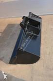 Voir les photos Équipements TP TKmachines 120 cm Grabenräumlöffel Baggerlöffel für Minibagger 3,0 - 6,5 Tonnen, Schaufeln