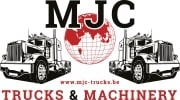 Société MJC TRUCKS & MACHINERY BVBA