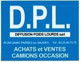 DIFFUSION POIDS LOURDS sarl - DPL