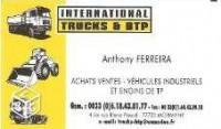 INTERNATIONAL TRUCKS BTP