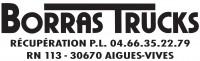 BORRAS TRUCKS SARL