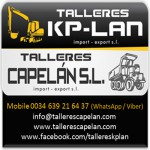 Company TALLERES KP-LAN IMPORT EXPORT, S.L.