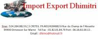 IMPORT EXPORT DHIMITRI