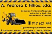 CONSTRUÇÕES A.PEDROSA & FILHOS, LDA